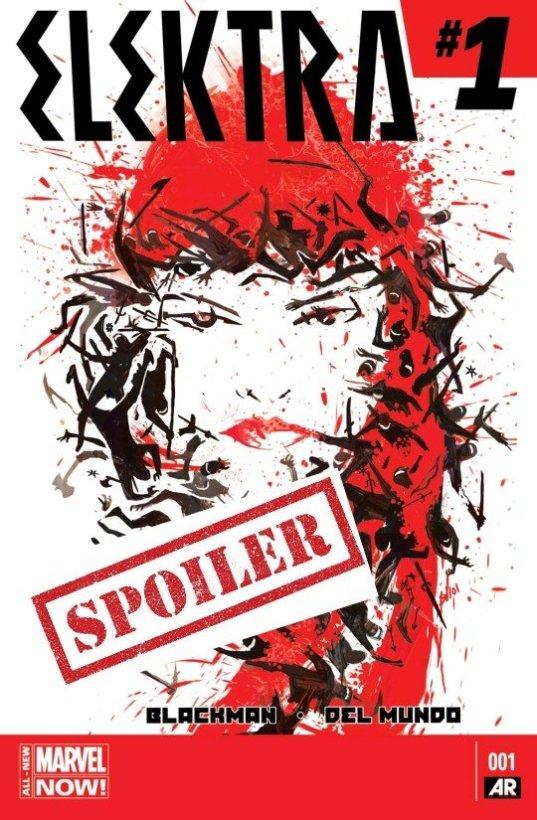 elektra marvel comics summary and spoilers