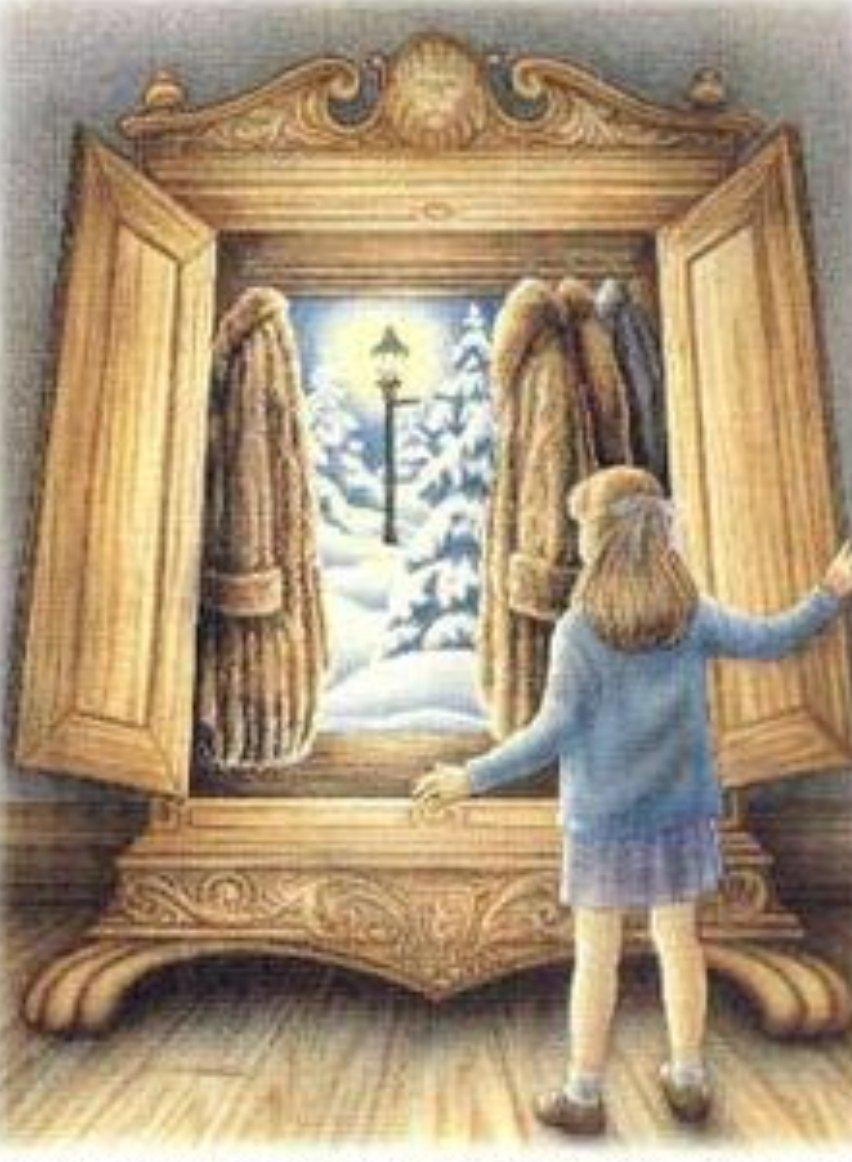 Wardrobe to Narnia