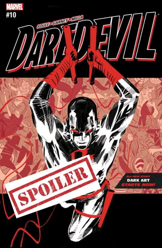 daredevil soule summary and spoilers