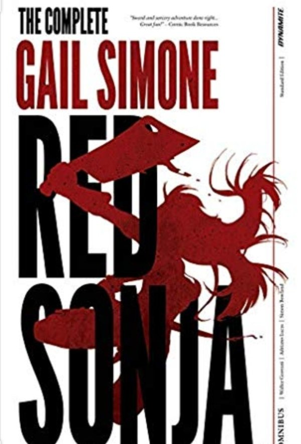 gail simone red sonja cover