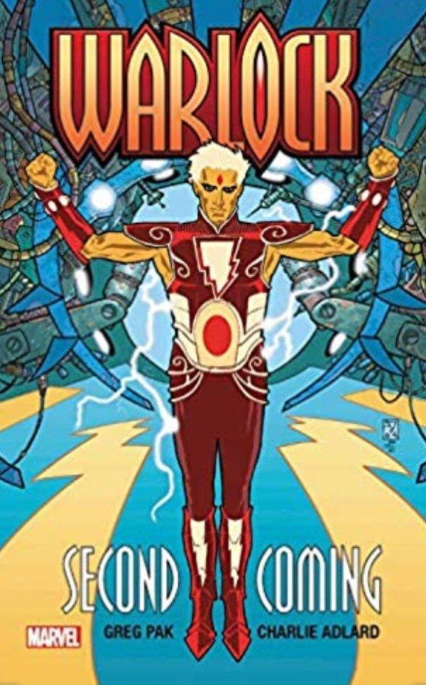 warlock second coming marvel comics