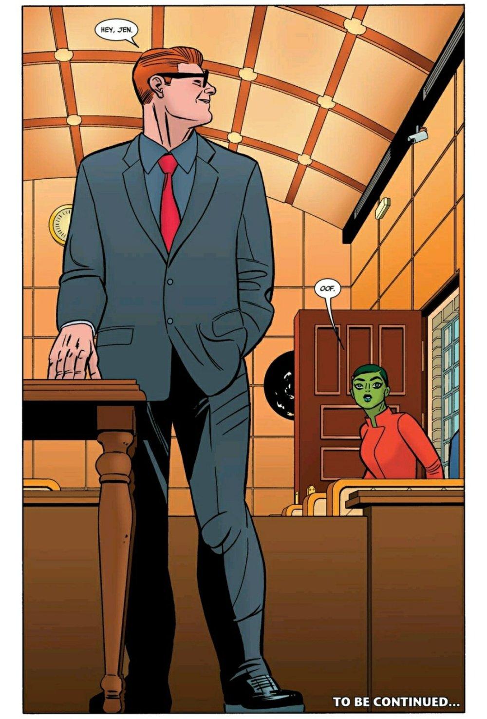 Mudock surprising Walters in court.