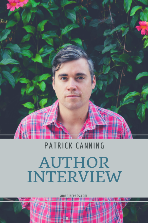 patrick canning author interview