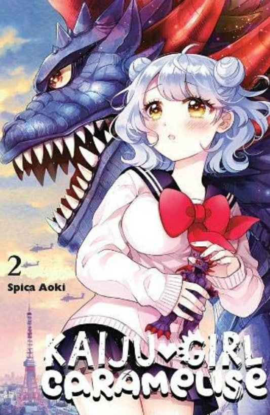 kaiju girl caramelise volume 2