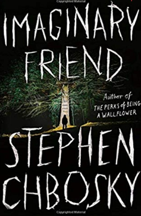 imaginary friend stephen chbosky