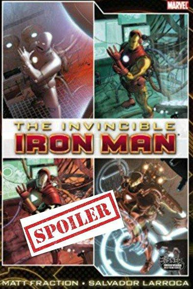 the invincible iron man matt fraction summary