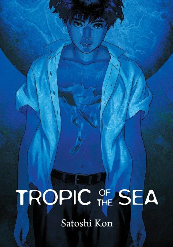 tropic of the sea manga cover