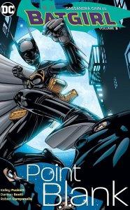batgirl volume 3 point blank cover