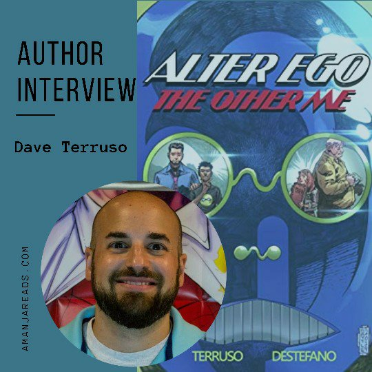 dave terruso author interview