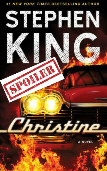 stehpen king christine summary and spoilers