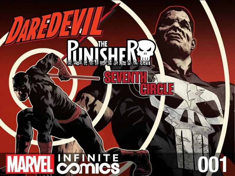 daredevil punisher seventh circle cover
