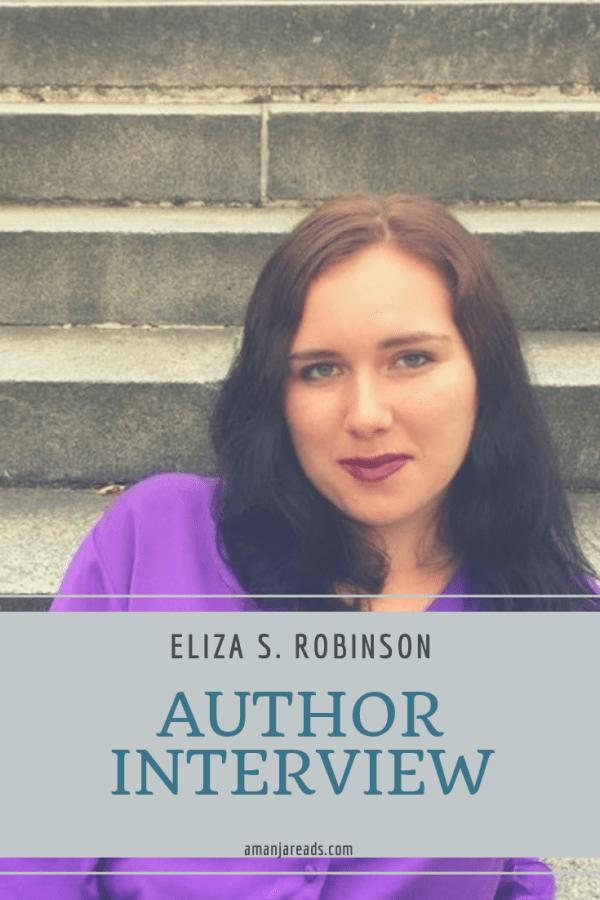 eliza s robinson author interview