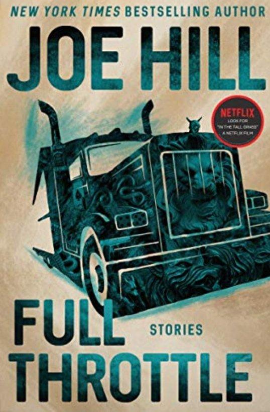 full throttle joe hill short stories