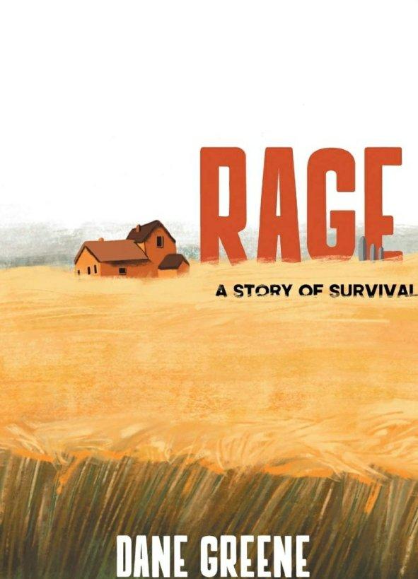 rage apocalypse thriller dane greene