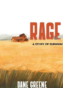 Rage a story of survival book cover