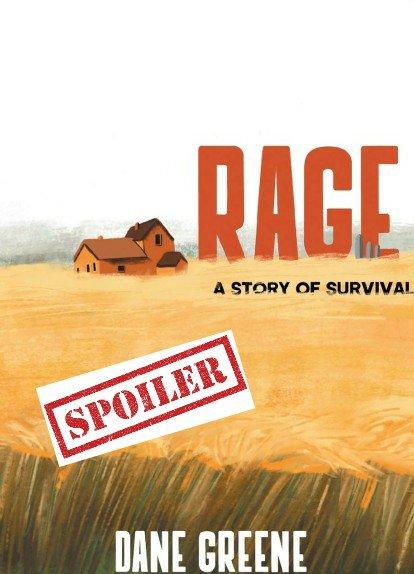 rage apocalypse thriller summary and spoilers