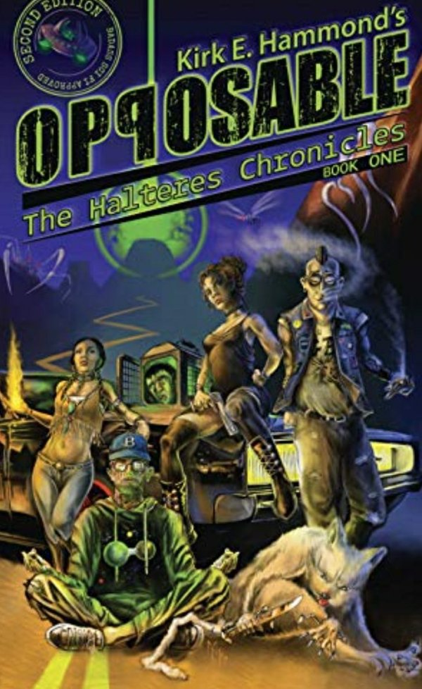 opposable the halteres chronicles