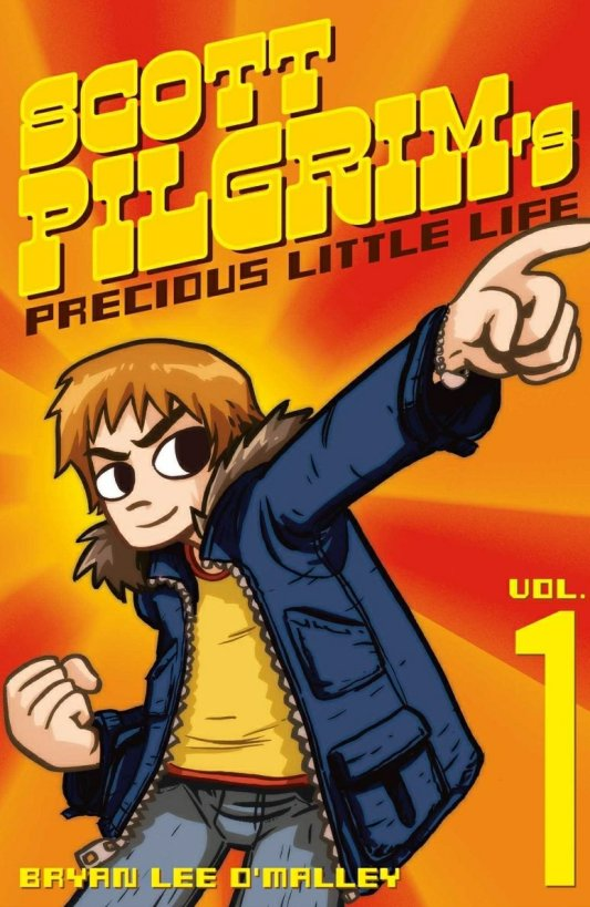 scot pilgrim's precious little life cover