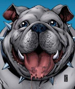 the boys dog terror