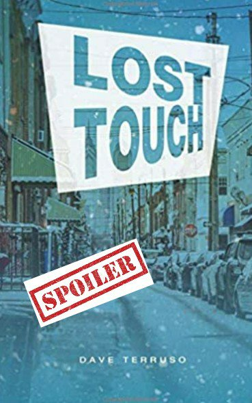 lost touch mystery novel summary and spoilers