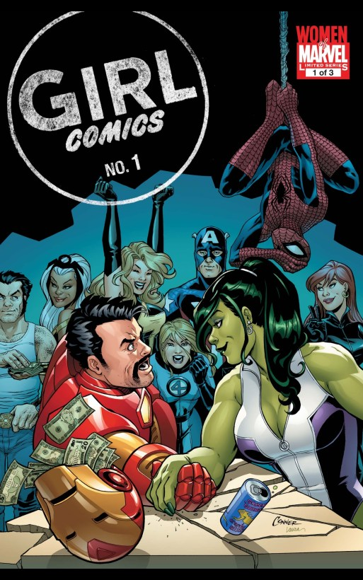 girl comics marvel comic cover