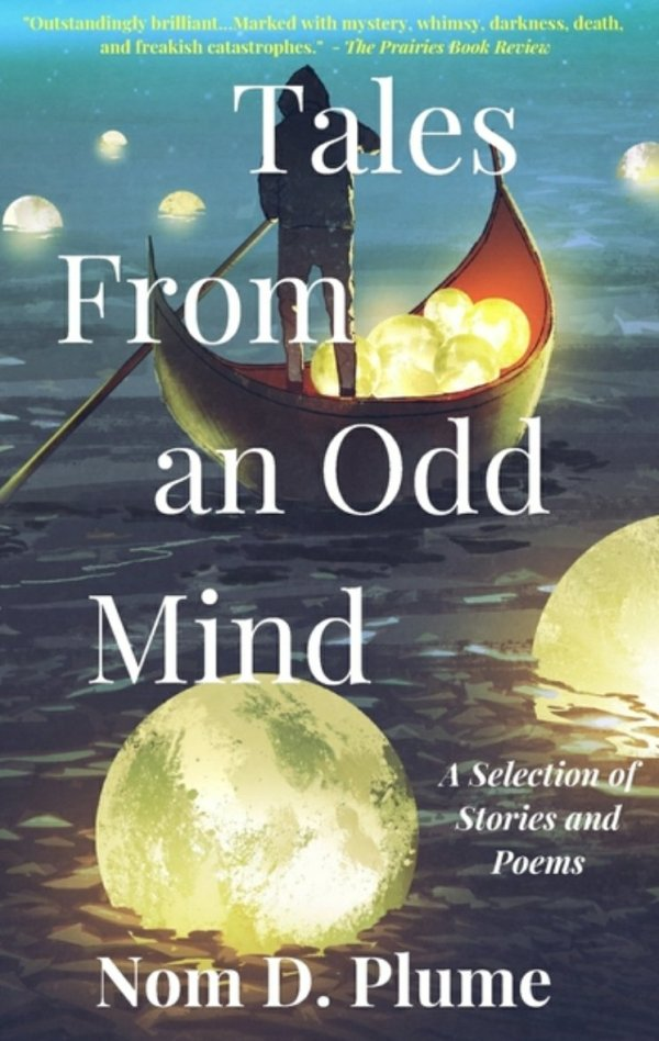 tales from an odd mind short stories
