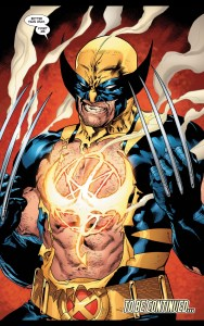 wolverine with hellstrom and iron fist powers