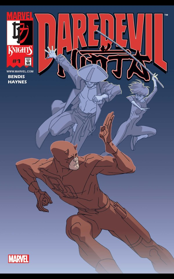 daredevil ninja marvel comics