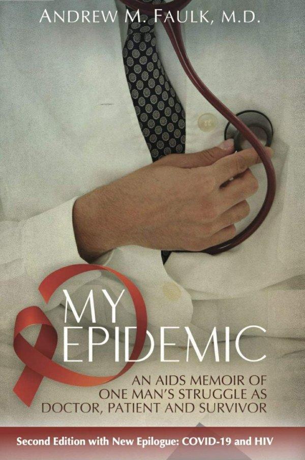 my epidemic memoir cover