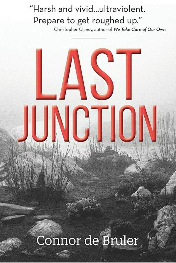 last junction horror novella