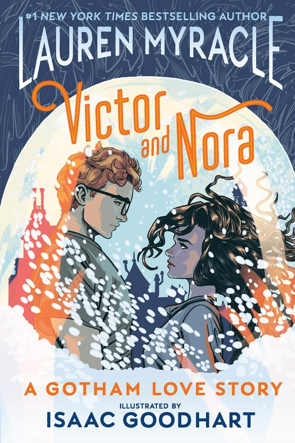 victor and nora graphic novel cover