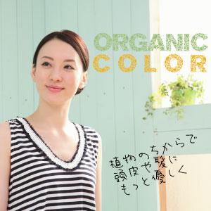 世田谷 美容室 オーガニックカラー
