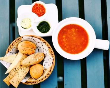 Minestra soup