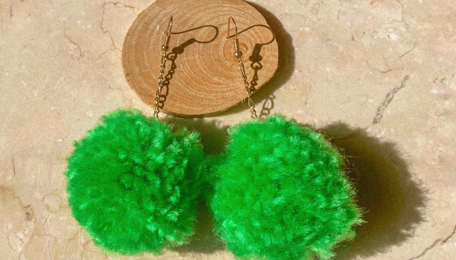 Pompón Verde