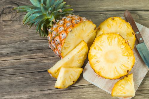 Ananas naturel