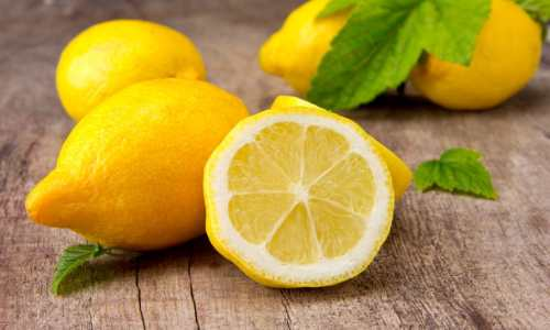 citron et fibrome