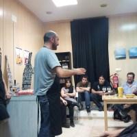 Presentaciones en la Tienda de la Cerveza (I): La Socarrada