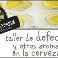 Taller de defectos y otros aromas en la cerveza en Labirratorium