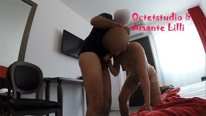 faire cocu son mari devant lui !! - video amateur sur OBTF