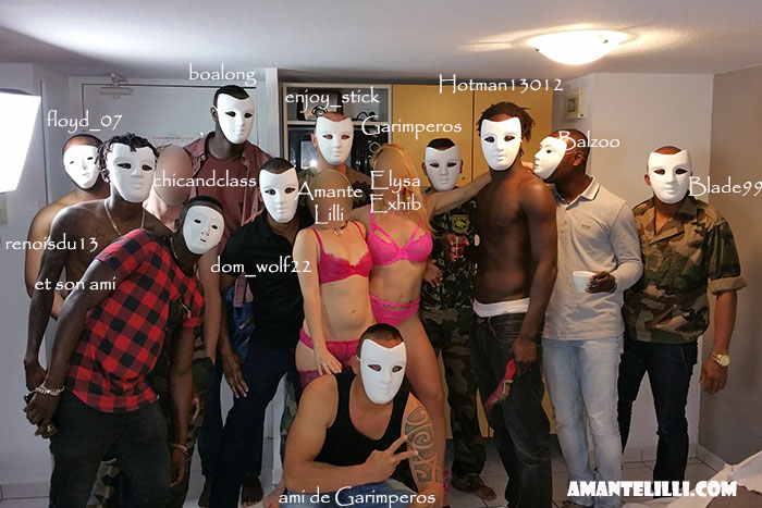 Always great Amateur gangbang blogs cocufiage