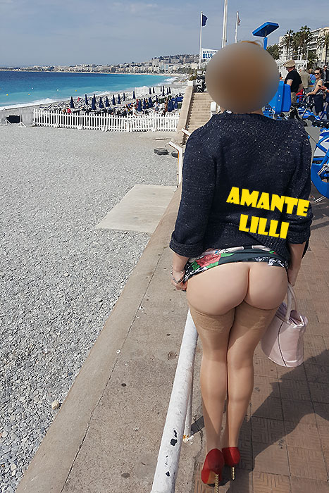 Exhibe sur la promenade des Anglais
