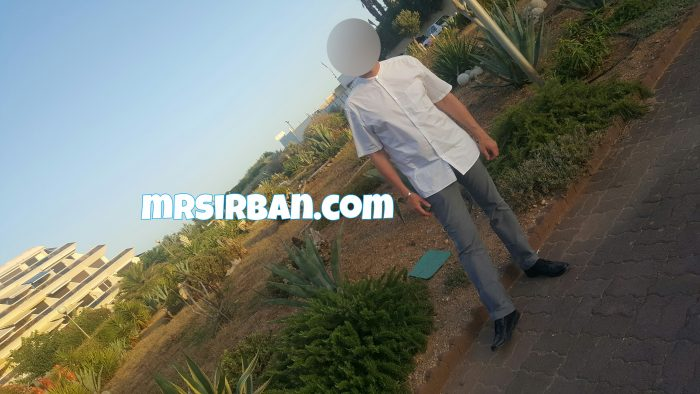 MrSirban au Cap d'Agde libertin