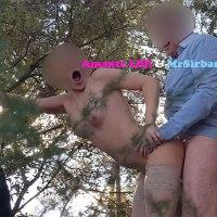 [Couple, les 15 ans] Sexe en forêt