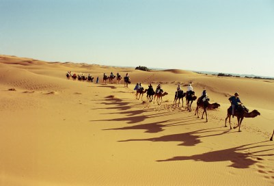 Merzouga- Maroc