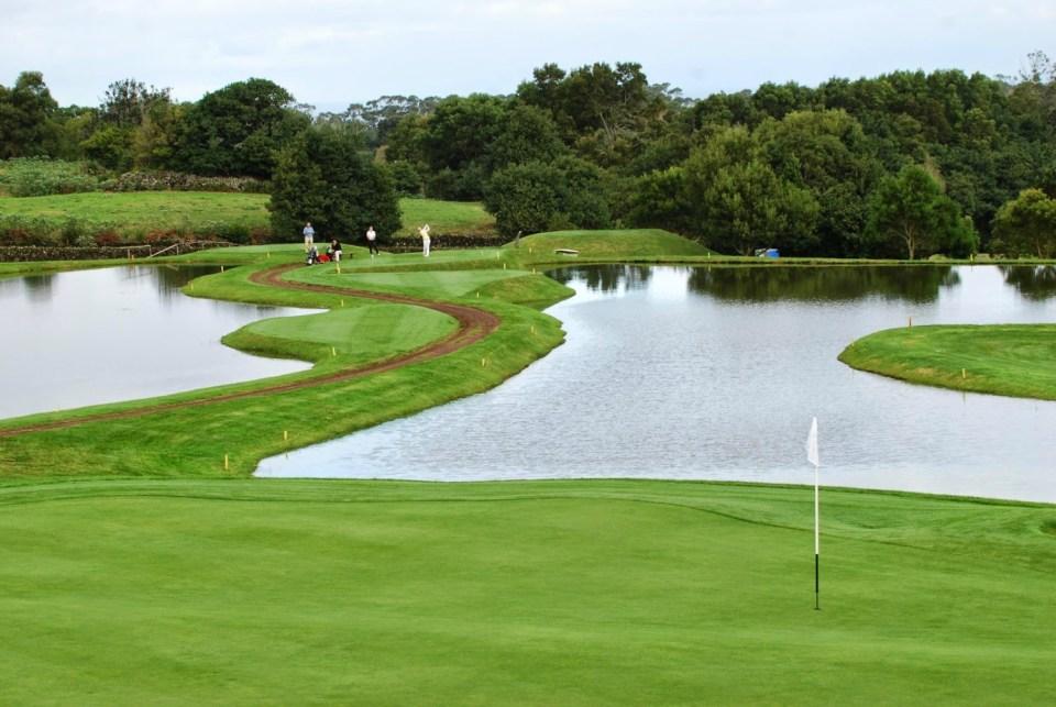 Clube de Golfe da Ilha Terceira - Açores - Portugal