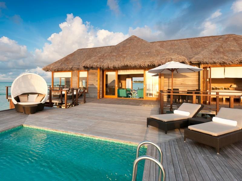 Hotel Conrad Maldives Rangali Island – Maldivas