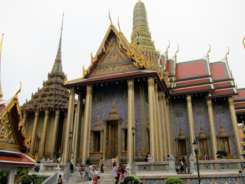 Wat Phra Keo - Bangkok- Thailand