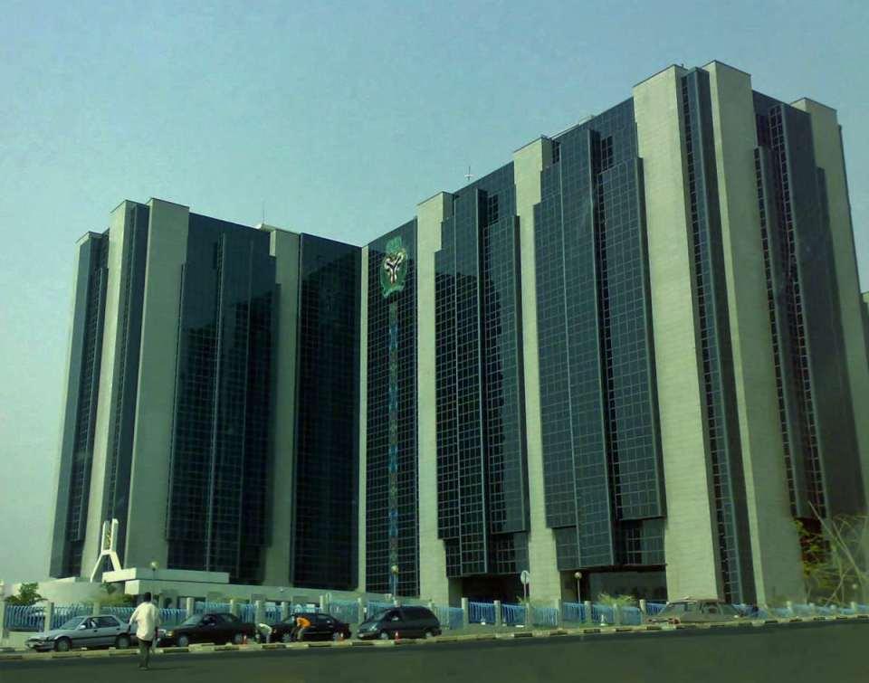 Banco Central da Nigéria em Abuja