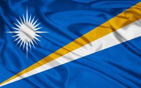 Bandeira das Ilhas Marshall