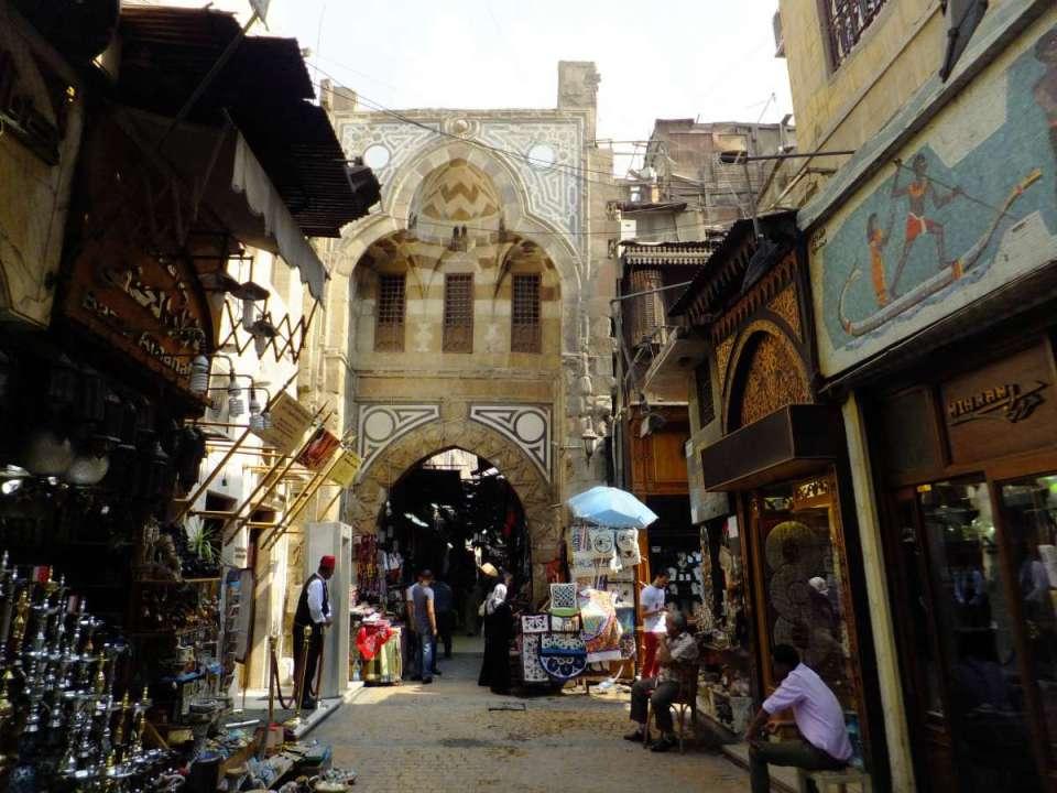 Cairo-Khan-el-Khalili